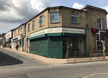 Thumbnail Retail premises for sale in Bradford Road, Cleckheaton