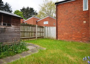 Thumbnail 3 bedroom terraced house to rent in Faraday Close, Arborfield, Reading