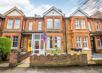 Thumbnail 3 bed terraced house for sale in Browning Road, London