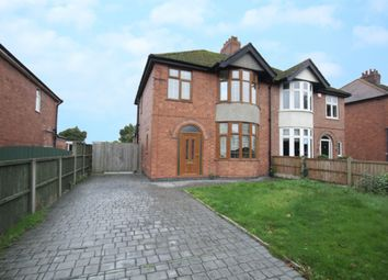 Thumbnail 3 bed semi-detached house to rent in Henhurst Hill, Burton-On-Trent