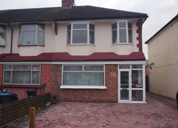 Thumbnail 3 bed property to rent in Mitchell Road, Palmers Green
