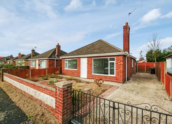 Thumbnail 2 bed detached bungalow for sale in Wiseholme Road, Skellingthorpe, Lincoln