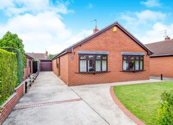 Thumbnail 3 bed detached bungalow for sale in Harvey Close, Finningley, Doncaster