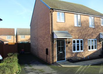 Thumbnail 2 bedroom semi-detached house to rent in James Major Court, Cleethorpes