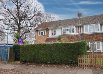 Thumbnail 4 bed semi-detached house for sale in Lords Wood Lane, Chatham