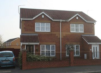 Thumbnail 2 bed semi-detached house for sale in Crown Avenue, Cudworth, Barnsley England, Se