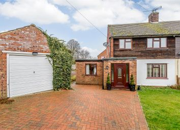 Thumbnail 3 bed terraced house for sale in Pyms Road, Galleywood, Chelmsford