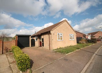 Thumbnail 2 bedroom semi-detached bungalow to rent in Noel Close, Hopton, Great Yarmouth