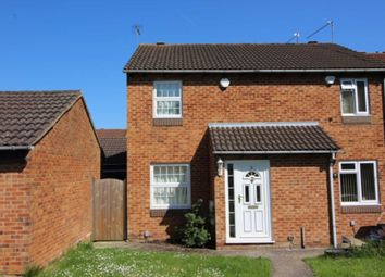 Thumbnail 2 bed semi-detached house for sale in Hornsea Close, Tilehurst, Reading