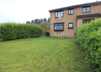 Thumbnail 2 bed flat for sale in Taymouth Drive, Gourock
