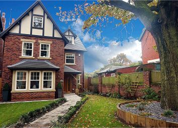 Thumbnail 5 bed detached house for sale in Lockwood Avenue, Poulton Le Fylde