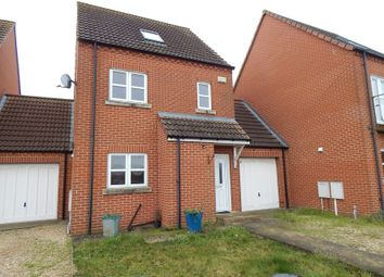 Thumbnail 4 bed link-detached house for sale in 7 Pullman Court, Spalding, Lincolnshire
