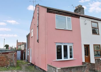 Thumbnail 3 bedroom end terrace house for sale in Waveney Road, Great Yarmouth