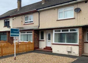 Thumbnail 2 bedroom terraced house for sale in Boglemart Street, Stevenston, North Ayrshire
