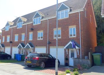 Thumbnail 3 bed town house to rent in Millrise Road, Berry Hill, Mansfield