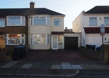 Thumbnail 3 bed terraced house for sale in Rayleigh Road, London