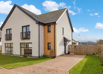 Thumbnail 3 bed semi-detached house for sale in Craigengar Gate, West Linton