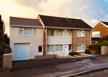 Thumbnail 4 bed detached house for sale in Hendrefoilan Avenue, Swansea