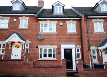 Thumbnail 4 bedroom town house to rent in St. Peters Avenue, Kettering