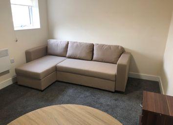 Thumbnail 1 bedroom flat to rent in Heantun Rise, Waterloo Road, Wolverhampton