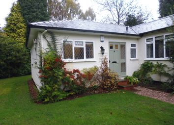 Thumbnail 1 bed bungalow to rent in The Firs Kingswood, Albrighton, Wolverhampton