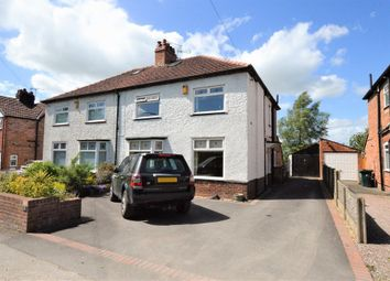Thumbnail 4 bed semi-detached house for sale in Grosvenor Road, Tarvin, Chester