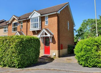 Thumbnail 2 bed end terrace house for sale in Didcot, Oxfordshire