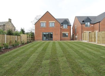 Thumbnail 4 bed detached house for sale in Cedar House, Chesterfield Road, Duckmanton, Chesterfield