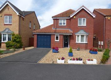Thumbnail 3 bed detached house for sale in Cranfleet Way, Long Eaton, Long Eaton