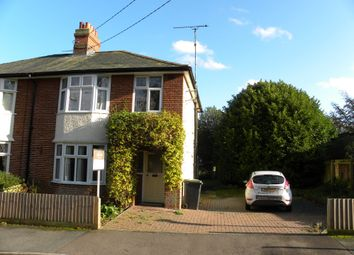 Thumbnail 3 bed semi-detached house to rent in Marriotts Walk, Stowmarket