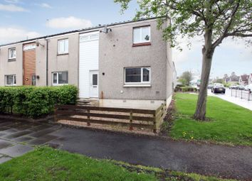 Thumbnail 2 bed end terrace house for sale in Davenport Place, Rosyth, Fife