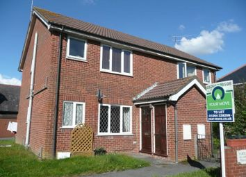 Thumbnail 1 bed flat to rent in Hywood House Eleanor Court Eleanor Court, Ludgershall, Andover
