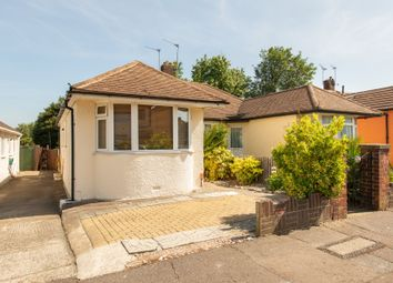 Thumbnail 3 bed detached bungalow for sale in Colyer Road, Northfleet, Gravesend