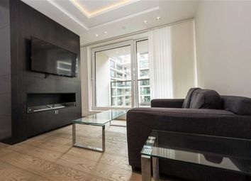 Thumbnail 1 bed flat to rent in Charles House, Kensington, London