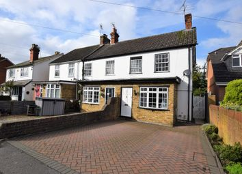 Thumbnail 2 bed end terrace house for sale in Prospect Road, Farnborough
