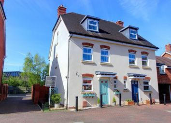 Thumbnail 3 bed semi-detached house for sale in Fishlake Meadows, Romsey, Hampshire