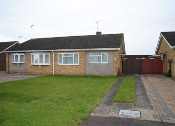 Thumbnail 2 bed semi-detached bungalow to rent in Plantation Road, Boreham, Chelmsford