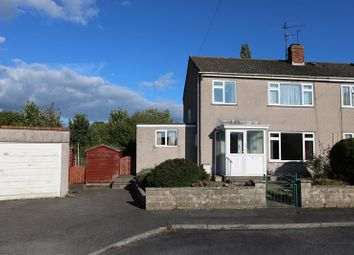 Thumbnail 3 bed semi-detached house for sale in Camerton Close, Saltford, Bristol