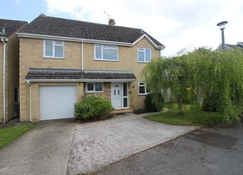 Thumbnail 5 bed detached house for sale in Tyning Road, Winsley, Bradford-On-Avon