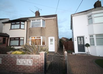 Thumbnail 2 bed semi-detached house to rent in Highland Way, Lowestoft