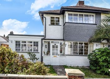 Thumbnail 3 bed end terrace house for sale in Gorringe Park Avenue, Mitcham
