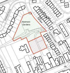 Thumbnail Land for sale in Land Off Clapper Lane, Honiton, Devon
