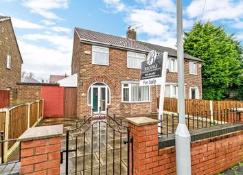 Thumbnail 3 bed semi-detached house for sale in Fisher Avenue, Whiston, Prescot