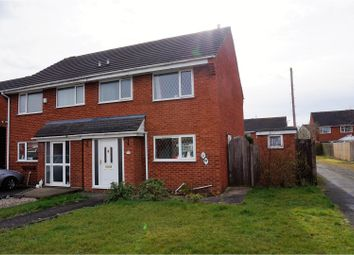 Thumbnail 3 bed semi-detached house for sale in Westminster Road, Broughton