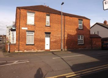 Thumbnail 4 bedroom end terrace house for sale in Hatrell Street, Newcastle, Staffordshire