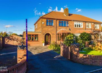 Thumbnail 3 bed semi-detached house for sale in Beech Drive, Leigh, Lancashire