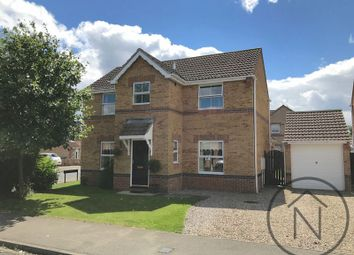 Thumbnail 4 bed detached house for sale in Temple Way, Newton Aycliffe