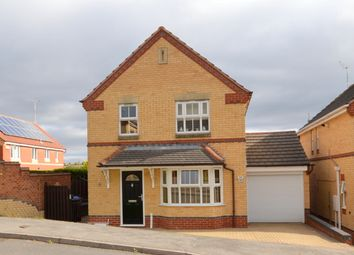 Thumbnail 3 bed detached house for sale in Gartrice Grove, Halfway, Sheffield