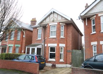 Thumbnail 3 bed detached house to rent in Amesbury Road, Southbourne, Bournemouth