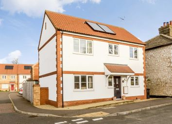 Thumbnail 3 bed detached house for sale in Church Lane, Marham, King's Lynn